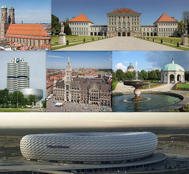 Визначні пам'ятки Мюнхена (11)