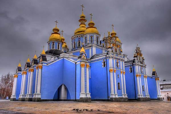 Собор Св. Михайла в Києві