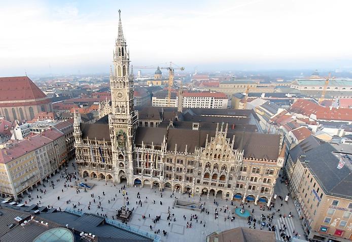 Визначні пам'ятки Мюнхена | Міста та Села | ВСВІТІ