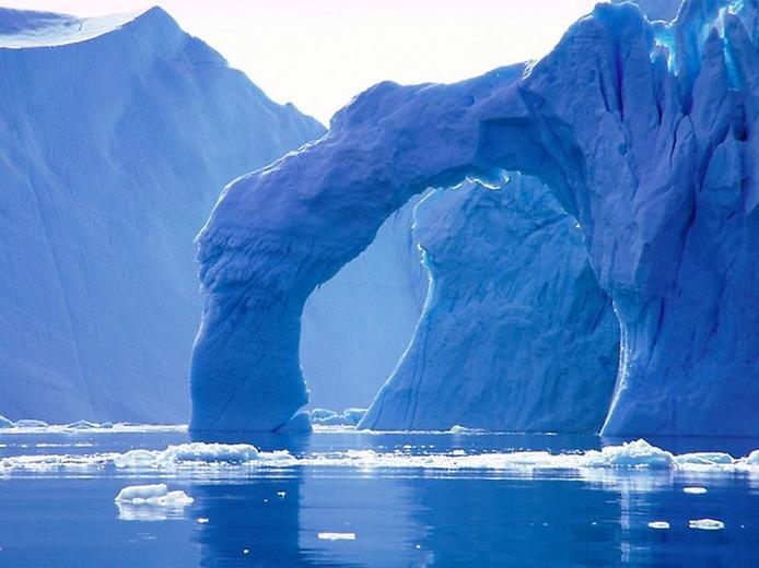 Дивовижні місцяна планеті: Залив Диско в Гренландії (7)