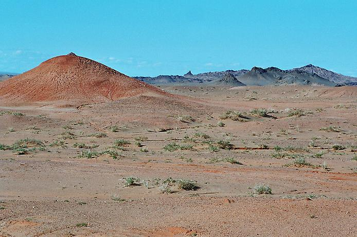 Пустеля Гобі. Найбільша пустеля Азії (8)