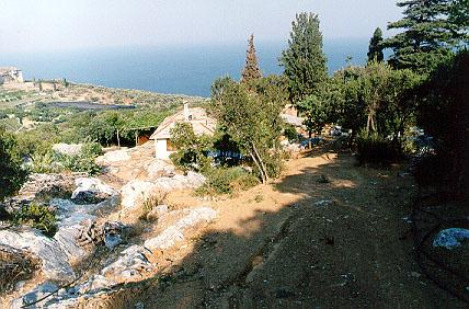 Лавра Святого Афанасія на горі Афон (4)