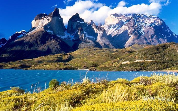Національний парк Торрес дель Пейн в Патагонії (2)