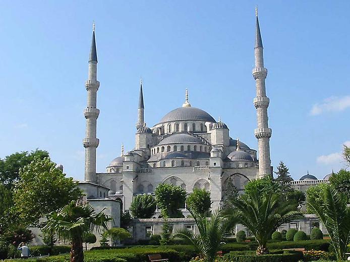 Блакитна мечеть Стамбула (5)