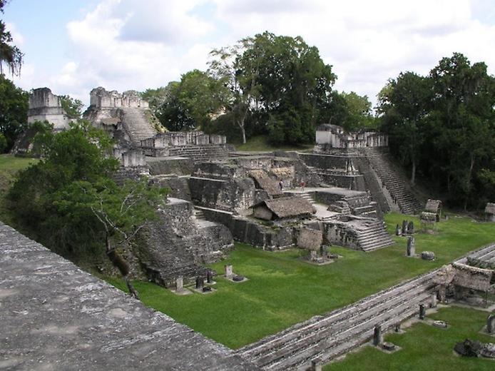 Тікаль - найбільше місто Майя (2)