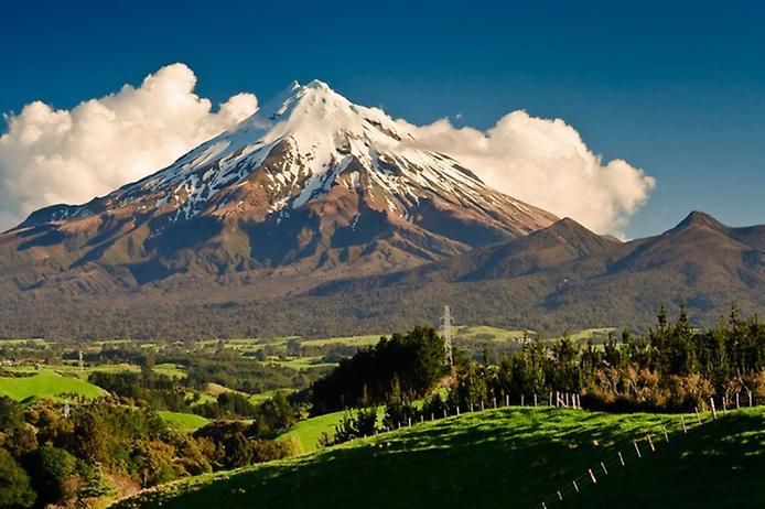 Вулкан Таранакі в Новій Зеландії (3)