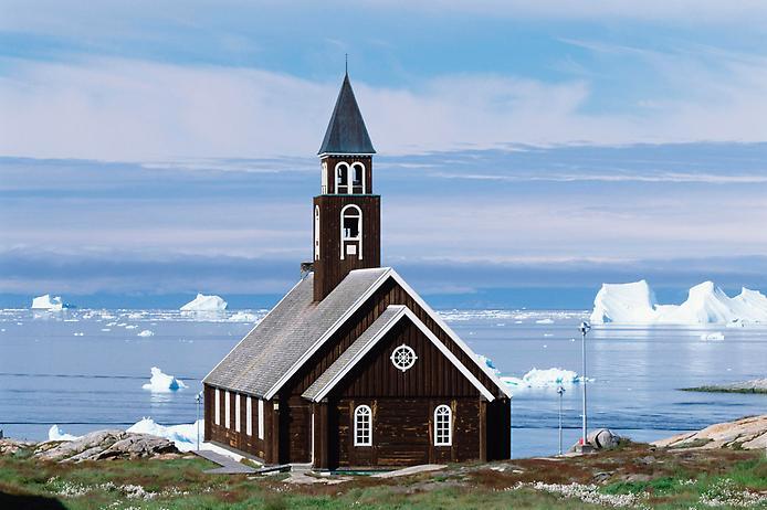 Дивовижні місцяна планеті: Залив Диско в Гренландії (6)