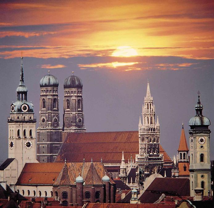 Визначні пам'ятки Мюнхена (6)