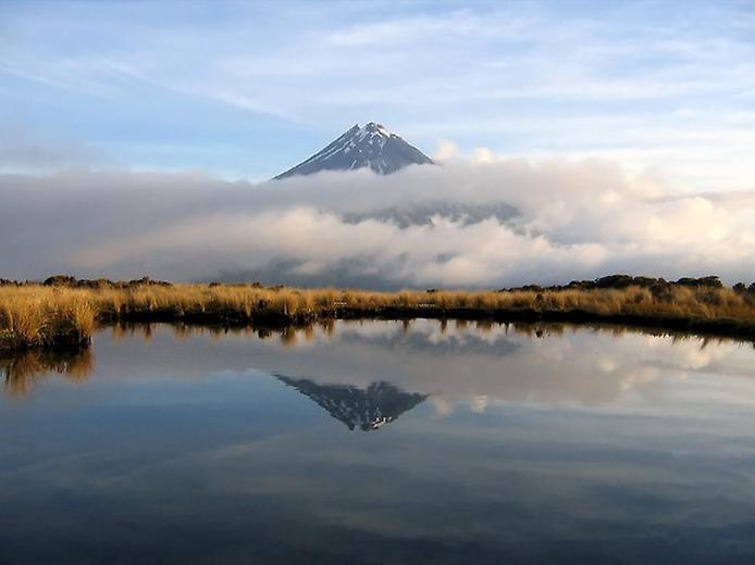 Вулкан Таранакі в Новій Зеландії (4)