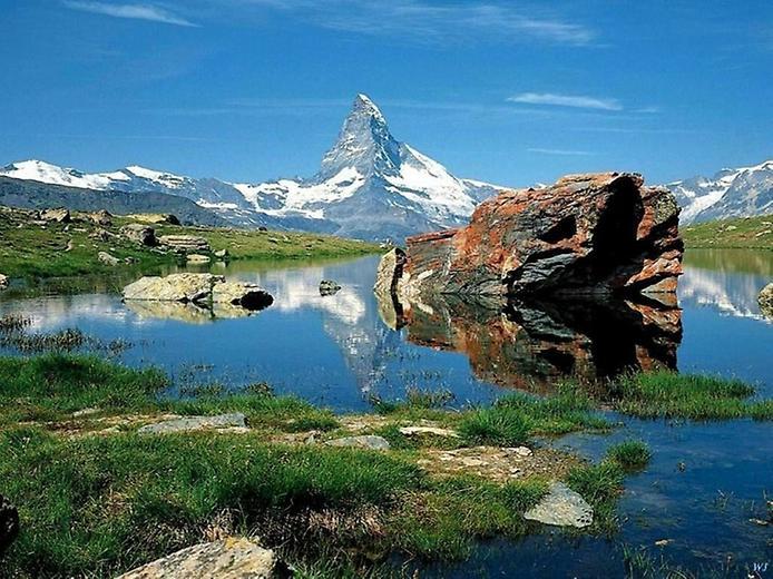 Гора Маттерхорн у Швейцарії (5)
