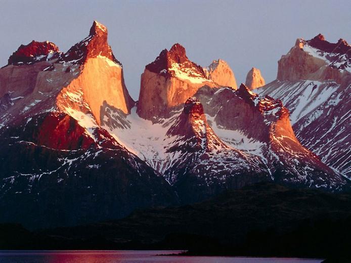 Національний парк Торрес дель Пейн в Патагонії (4)