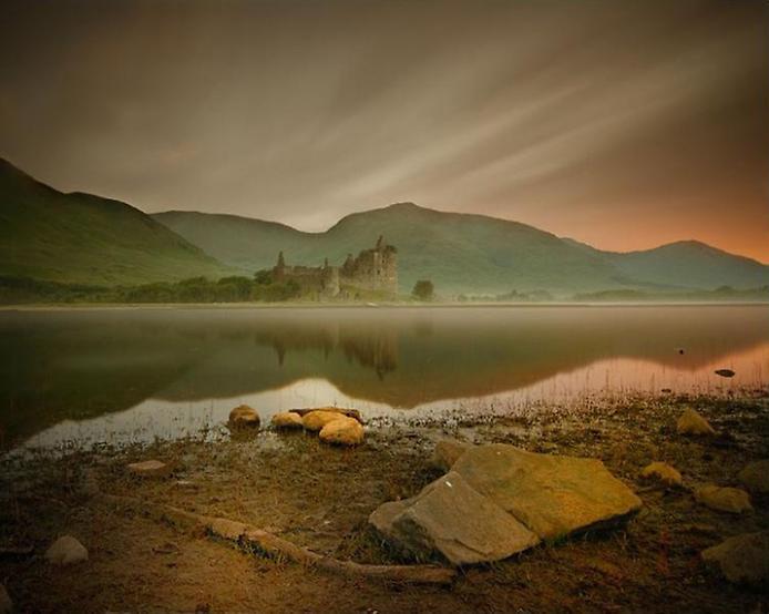 Замок Кілхурн в Шотландії (6)