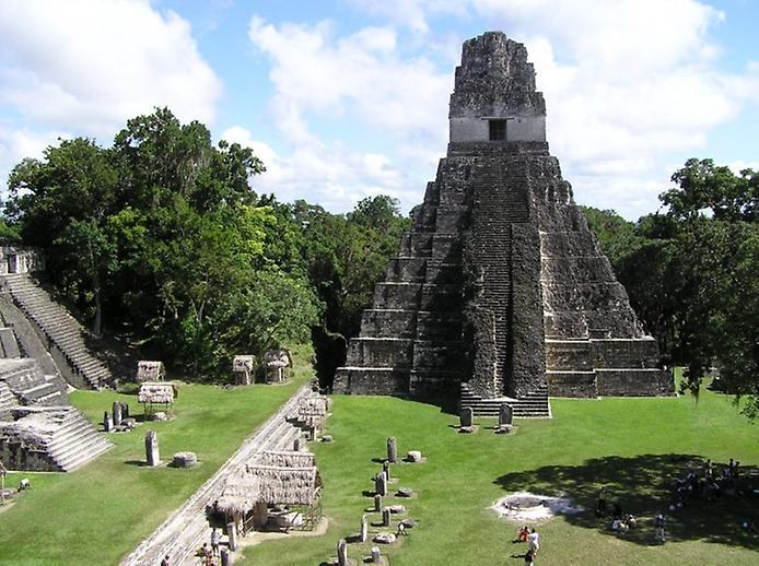 Тікаль - найбільше місто Майя (4)