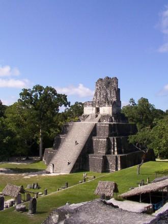 Тікаль - найбільше місто Майя (5)