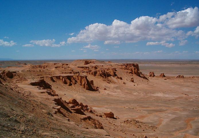 Пустеля Гобі. Найбільша пустеля Азії (5)