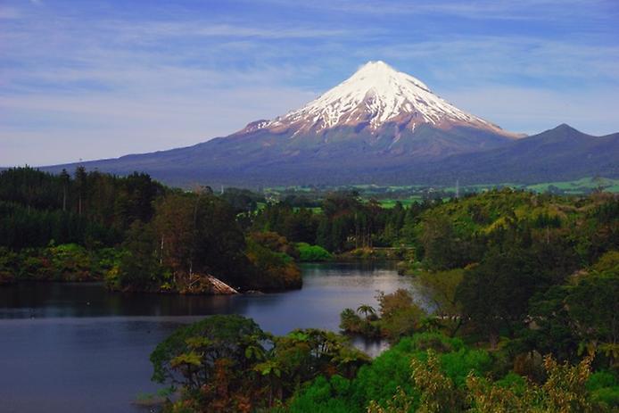 Вулкан Таранакі в Новій Зеландії (5)