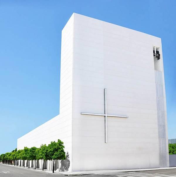 Церква комфорту в Кордобі, Іспанія