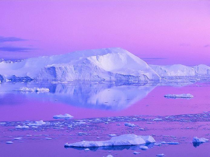 Дивовижні місцяна планеті: Залив Диско в Гренландії (4)