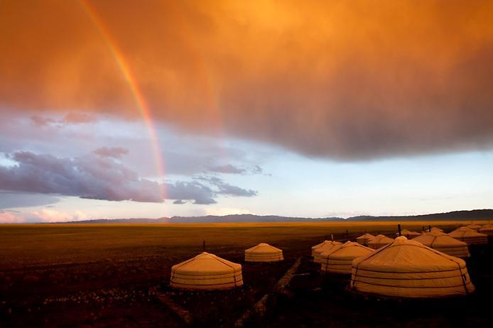 Пустеля Гобі. Найбільша пустеля Азії (4)