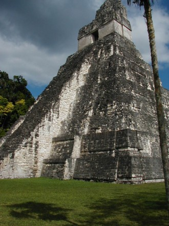 Тікаль - найбільше місто Майя (6)