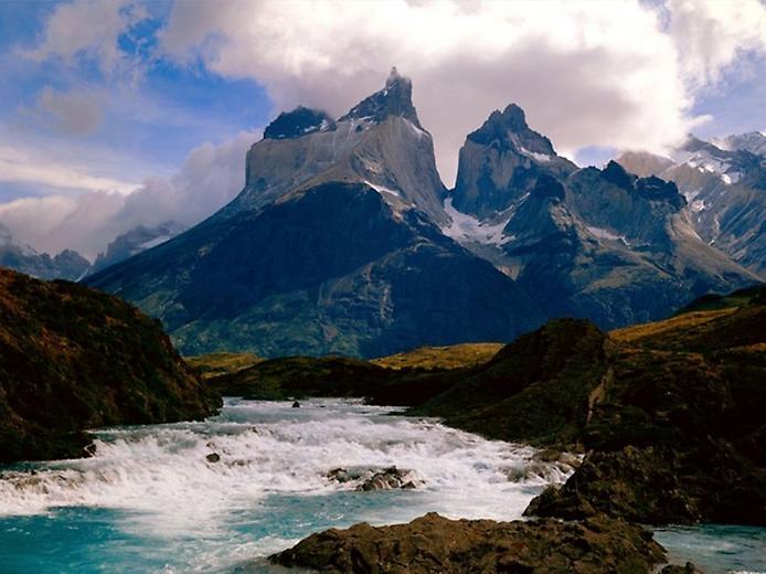 Національний парк Торрес дель Пейн в Патагонії (6)