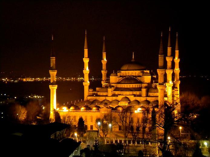Блакитна мечеть Стамбула (3)