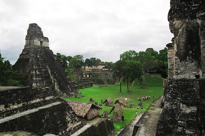 Тікаль - найбільше місто Майя (7)