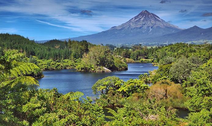Вулкан Таранакі в Новій Зеландії (7)