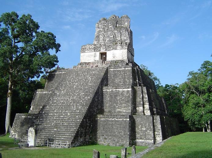 Тікаль - найбільше місто Майя (8)