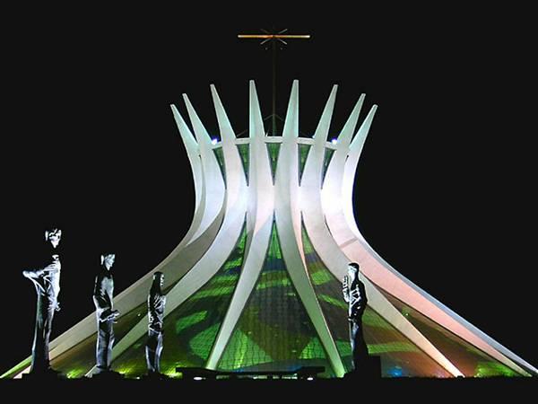 Собор благословенної Діви Марії в Бразилії