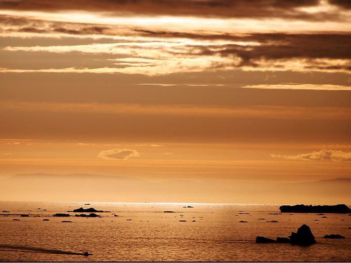 Дивовижні місцяна планеті: Залив Диско в Гренландії (3)