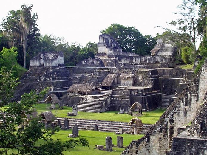 Тікаль - найбільше місто Майя (9)