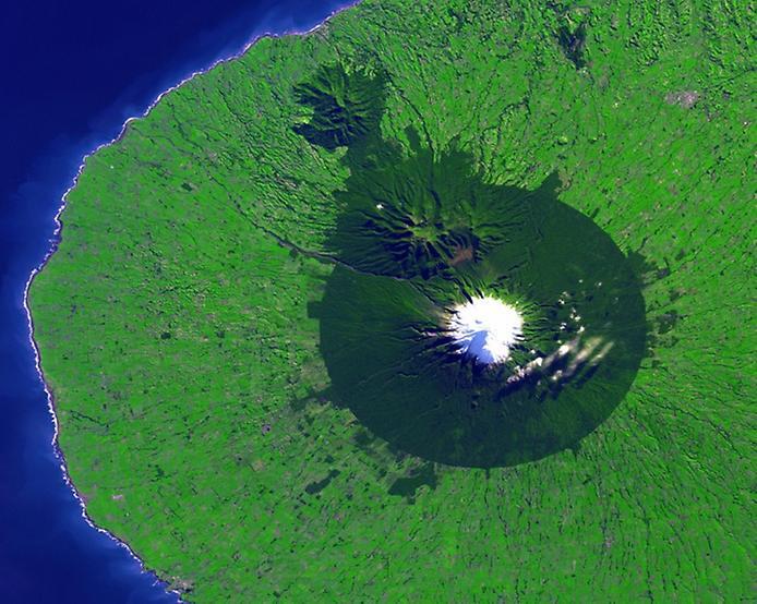 Вулкан Таранакі в Новій Зеландії (8)