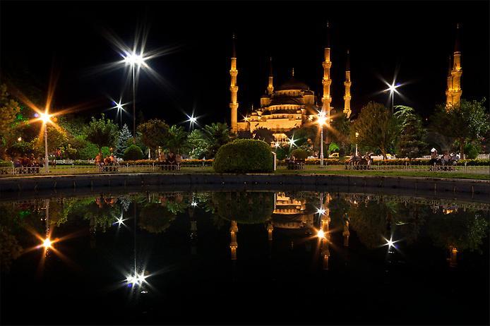 Блакитна мечеть Стамбула (2)