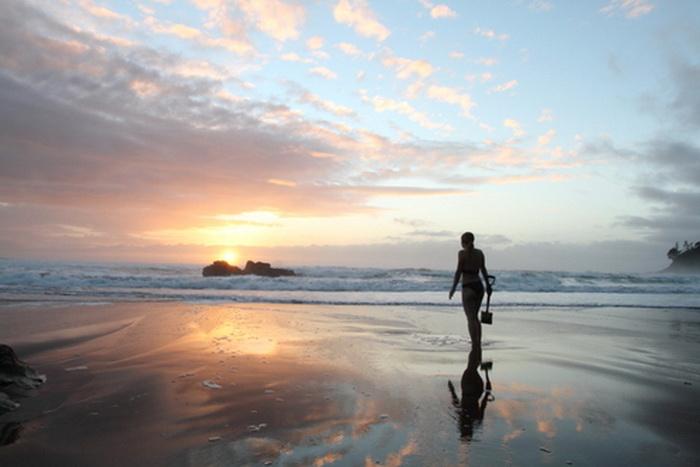Природний спа-відпочинок: дивовижний пляж Hot Water Beach в Новій Зеландії! (5)