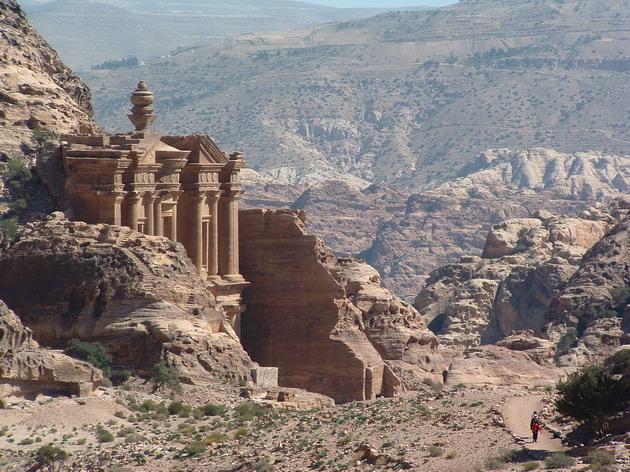 Петра - архітектурне диво Йорданії (11)