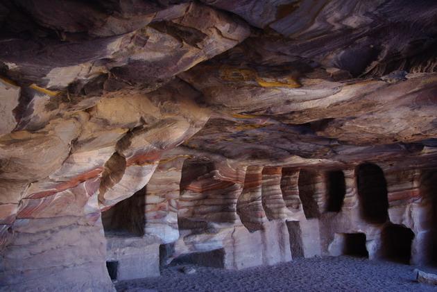 Петра - архітектурне диво Йорданії (1)