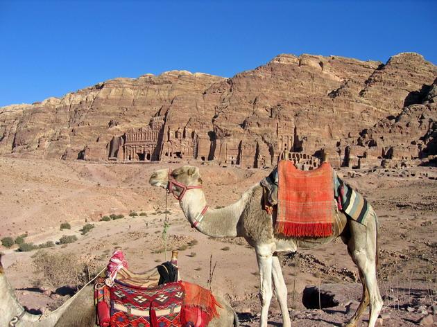 Петра - архітектурне диво Йорданії (8)