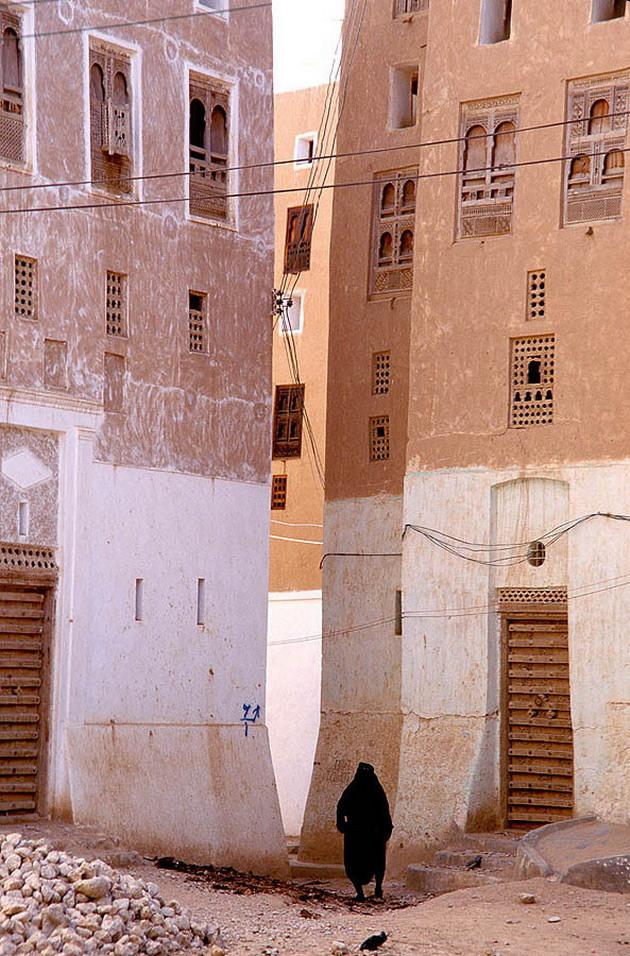 Місто Шибам, найдавніше місто хмарочосів, Ємен (12)