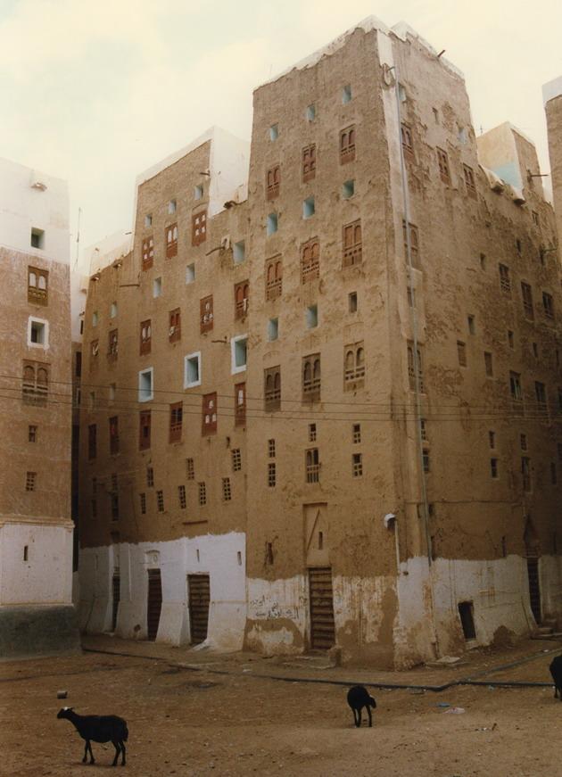 Місто Шибам, найдавніше місто хмарочосів, Ємен (6)