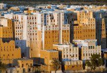 Місто Шибам, найдавніше місто хмарочосів, Ємен (3)