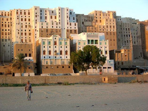 Місто Шибам, найдавніше місто хмарочосів, Ємен (1)
