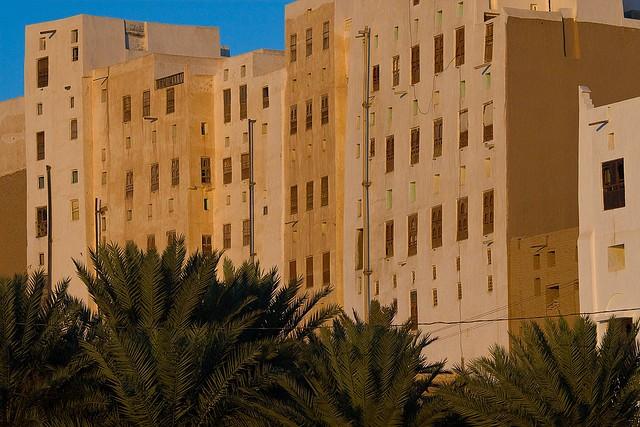 Місто Шибам, найдавніше місто хмарочосів, Ємен (8)