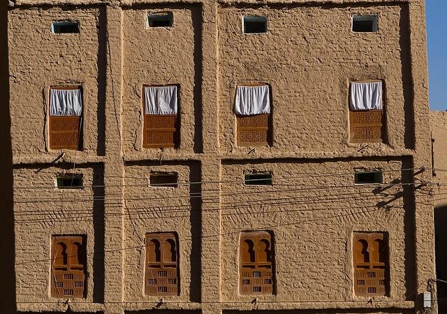 Місто Шибам, найдавніше місто хмарочосів, Ємен (11)