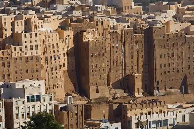 Місто Шибам, найдавніше місто хмарочосів, Ємен (5)