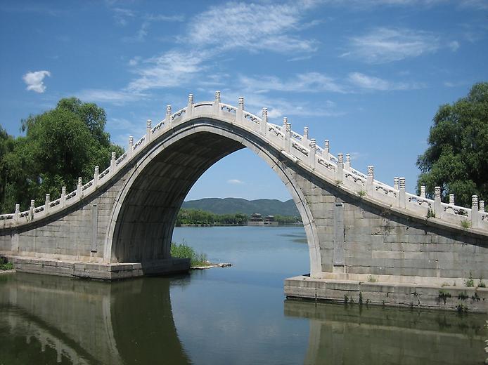 Юйдайцяо. Міст Нефритового Пояса (5)