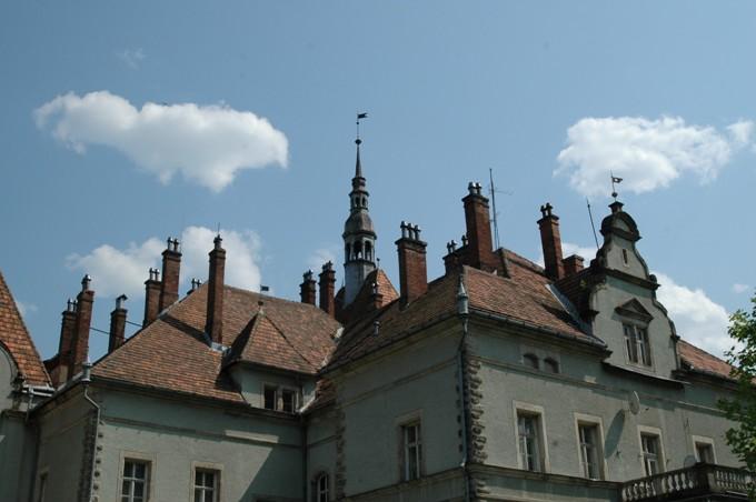Палац Шенборнів - французький романтизм Закарпаття