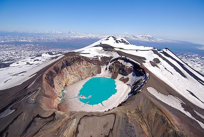 Вулкан Малий Семячік на Камчатці (6)