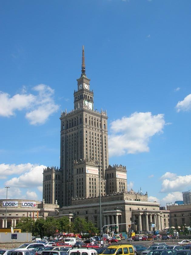 Палац Культури і Науки у Варшаві (4)
