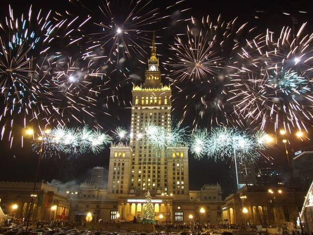 Палац Культури і Науки у Варшаві (3)